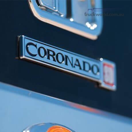 "Freightliner Coronado 122 34"" Sleeper"