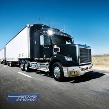 "Freightliner Coronado 122 58"" XT Sleeper"