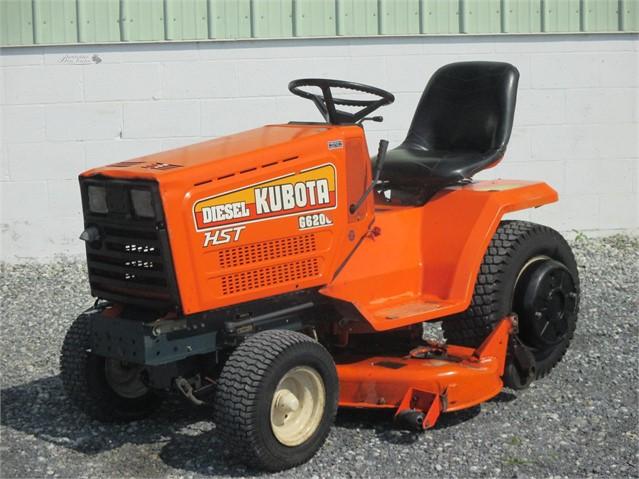 KUBOTA G6200H For Sale In Crest Rd Lebanon, Pennsylvania