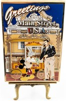 "Disneyland 50th Ann. Pin ""Here You Go Partner"" NIB"
