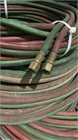 (qty - 15) Oxygen and Acetylene Hoses-