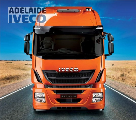Iveco Stralis AS-L Series II