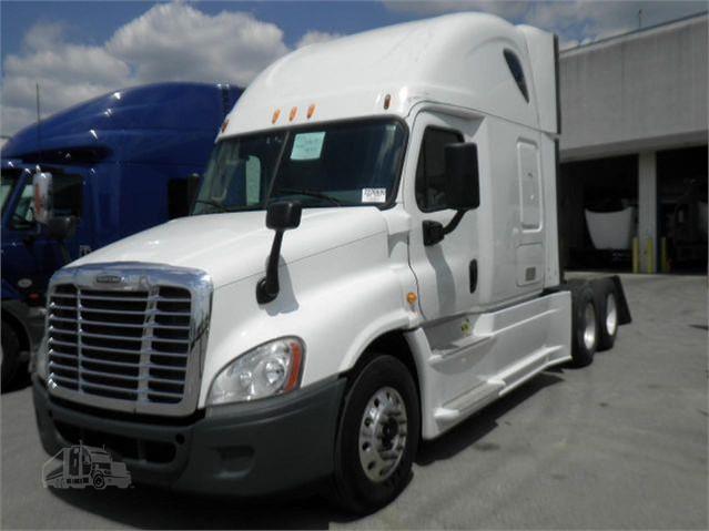 Patriot Truck Sales Dallas Tx >> 2014 Freightliner Cascadia 125 For Sale In Dallas Texas