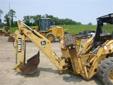 JOHN DEERE BACKHOE ATTACHMENT Other Auction Results - 1 Listings