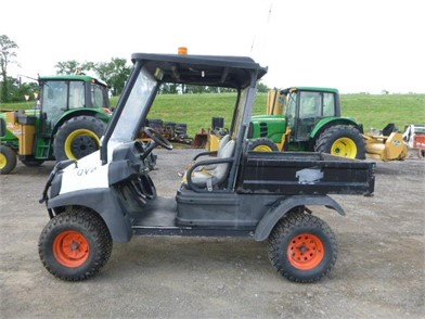 BOBCAT UTILITY VEHICLE- GAS Other Auction Results - 1