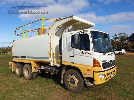 2008 Hino FM1J - Trucks for Sale