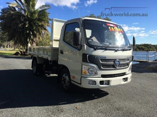 2018 Foton ISF 2.8 SWB Trucks for Sale