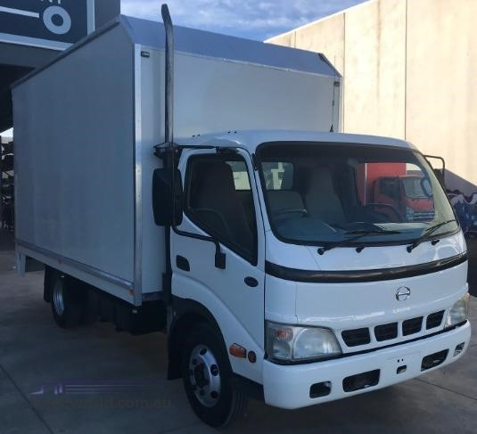 2006 Hino Dutro Trucks for Sale