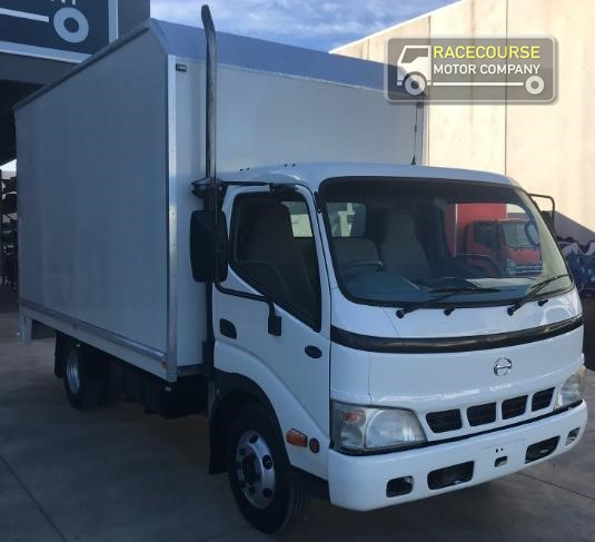 2006 Hino Dutro Racecourse Motor Company - Trucks for Sale
