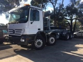 2005 Mercedes Benz Actros Trucks for Sale