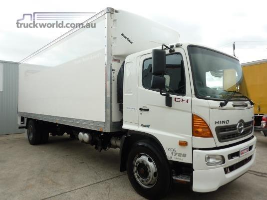 2013 Hino GH - Trucks for Sale