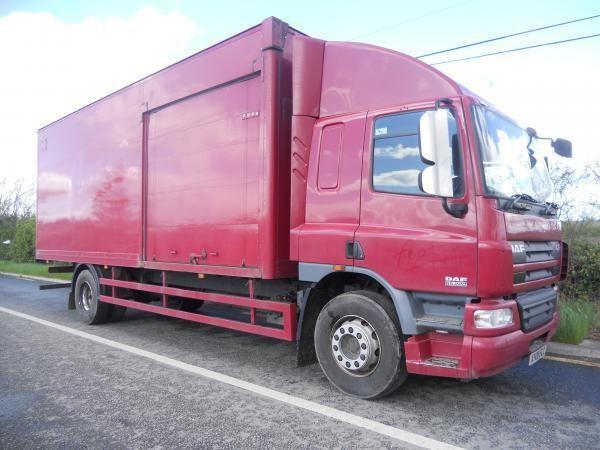 2008 DAF CF65.220 at TruckLocator.ie