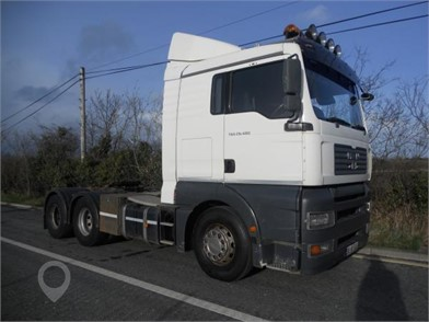2005 MAN TGA 26.480 at TruckLocator.ie