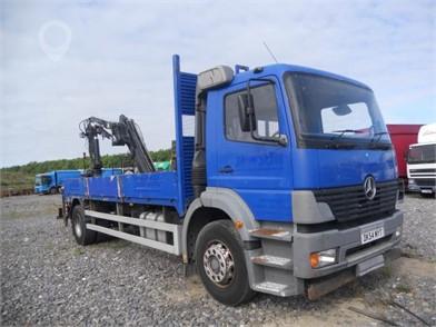 2005 MERCEDES-BENZ AXOR 1823 at TruckLocator.ie