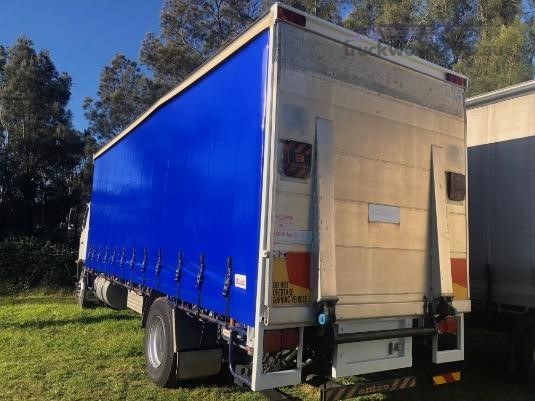 2003 Hino GH Southern Star Truck Centre Pty Ltd - Trucks for Sale