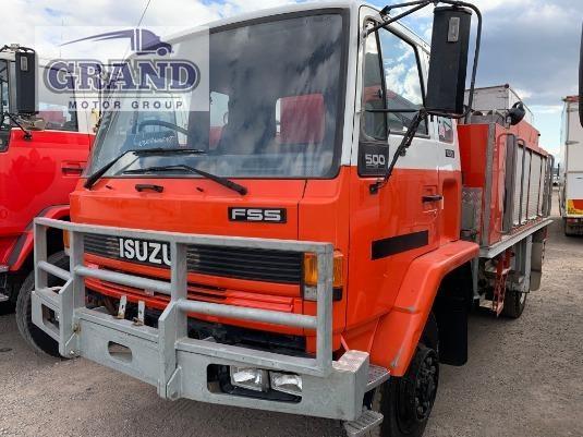 1991 Isuzu FSS 500 4x4 Grand Motor Group - Trucks for Sale