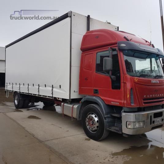 2005 Iveco Eurocargo 180E28 - Trucks for Sale