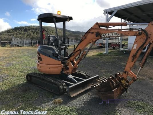 2004 Case CX27B Carroll Truck Sales Queensland - Heavy Machinery for Sale