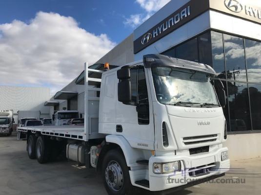 2010 Iveco EUROCARGO 230E28 Trucks for Sale