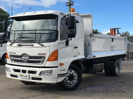 2016 Hino 500 Series 1426 FE Trucks for Sale