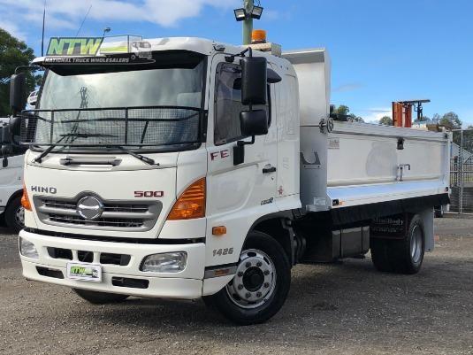 2016 Hino 500 Series 1426 FE National Truck Wholesalers Pty Ltd  - Trucks for Sale