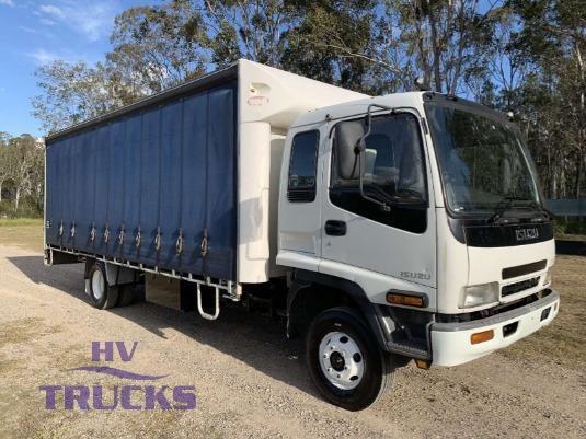 2004 Isuzu FRR 500 Hunter Valley Trucks - Trucks for Sale