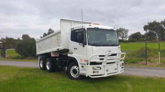 2012 UD GW400 - Trucks for Sale