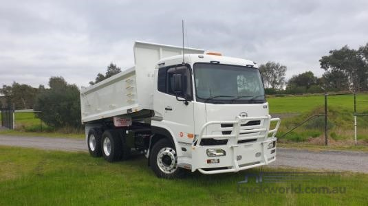 2012 UD GW400 Trucks for Sale