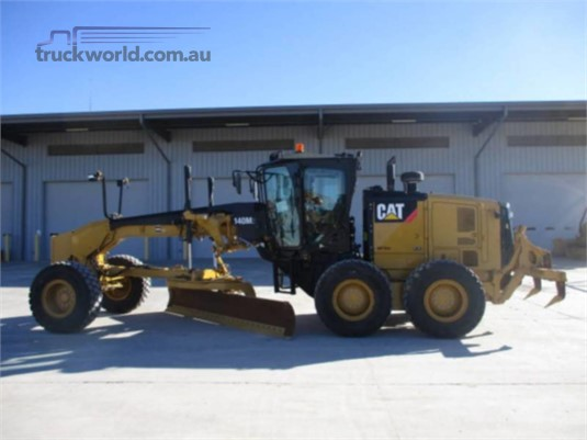 2012 Caterpillar 140M2 - Heavy Machinery for Sale