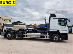 MERCEDES-BENZ ACTROS 2548  used