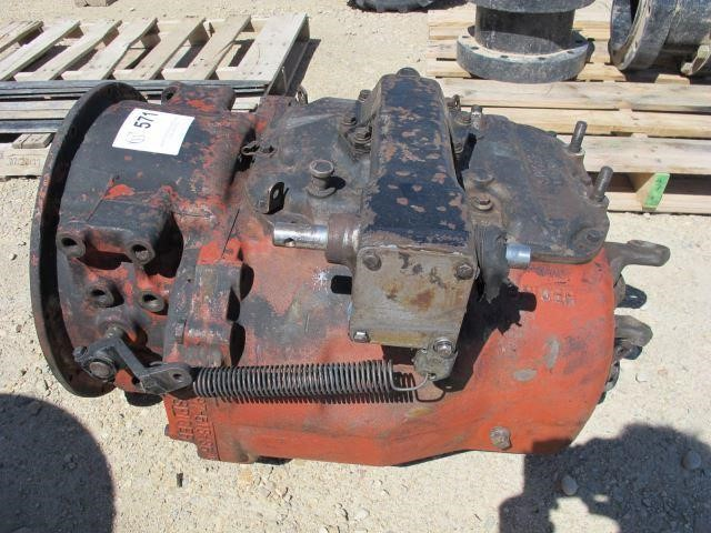 Spicer 1372A 7-Speed Transmission | Western Auction Co