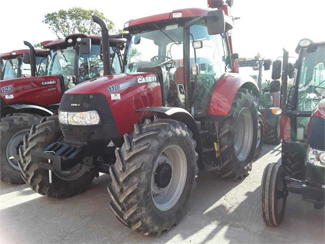 Used 2017 CASE IH MAXXUM 100 For Sale In Carmarthen, Wales United