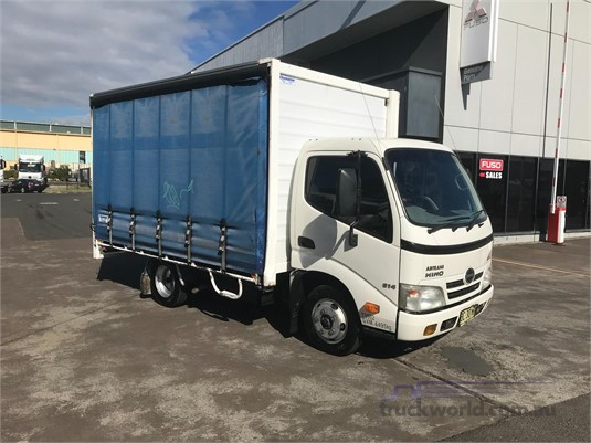 2007 Hino other Trucks for Sale