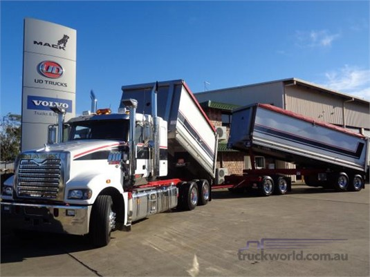 2018 Mack Trident Trucks for Sale