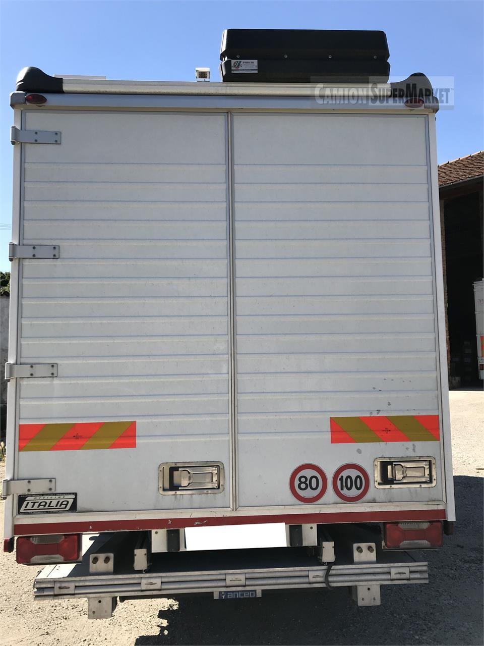 Iveco DAILY 72C18 Usato 2017 Lombardia