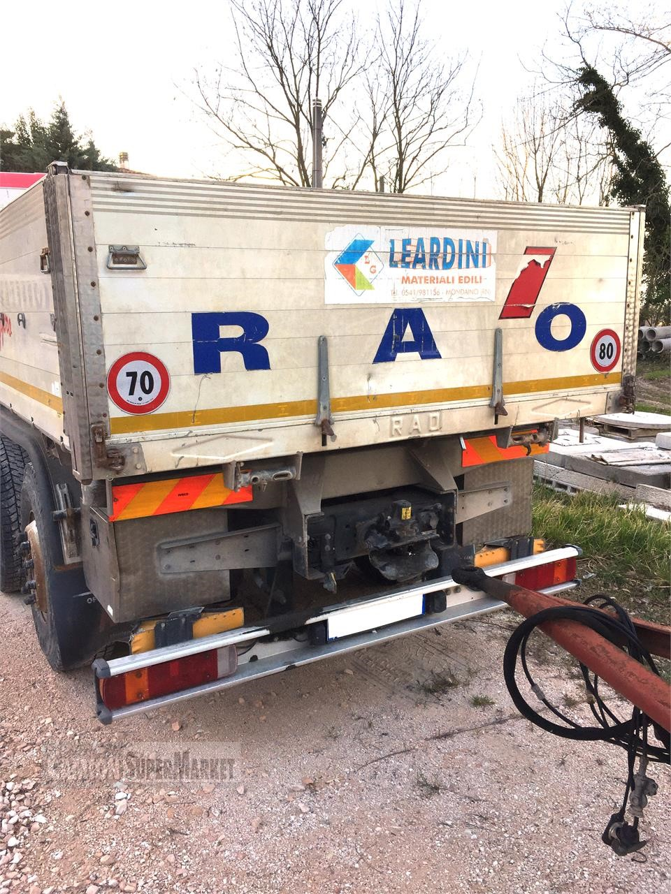 Scania R164L580 Uzywany 2003 Emilia-Romagna