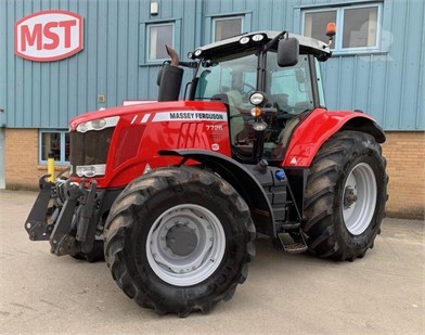 Used MASSEY-FERGUSON 7726 for sale in Ireland - 9 Listings
