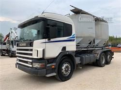Scania P124.400