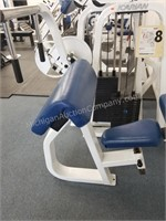 Icarian Seated Tricep Machine