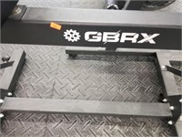GBRX Glute-Ham Developer Cross Fit Machine