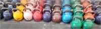 Group of 24 ct. Kettleballs