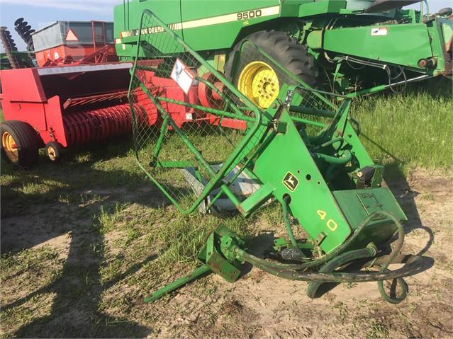 JOHN DEERE 40 For Sale In Norfolk, Nebraska | www