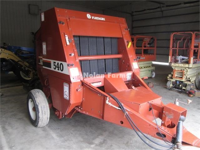 1991 HESSTON 540 For Sale In Lapeer, Michigan
