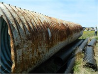 Online Culvert Pipe & Sorting Pen Auction