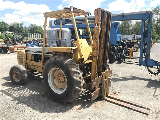 Rough Terrain Forklifts For Sale in New York - 8 Listings