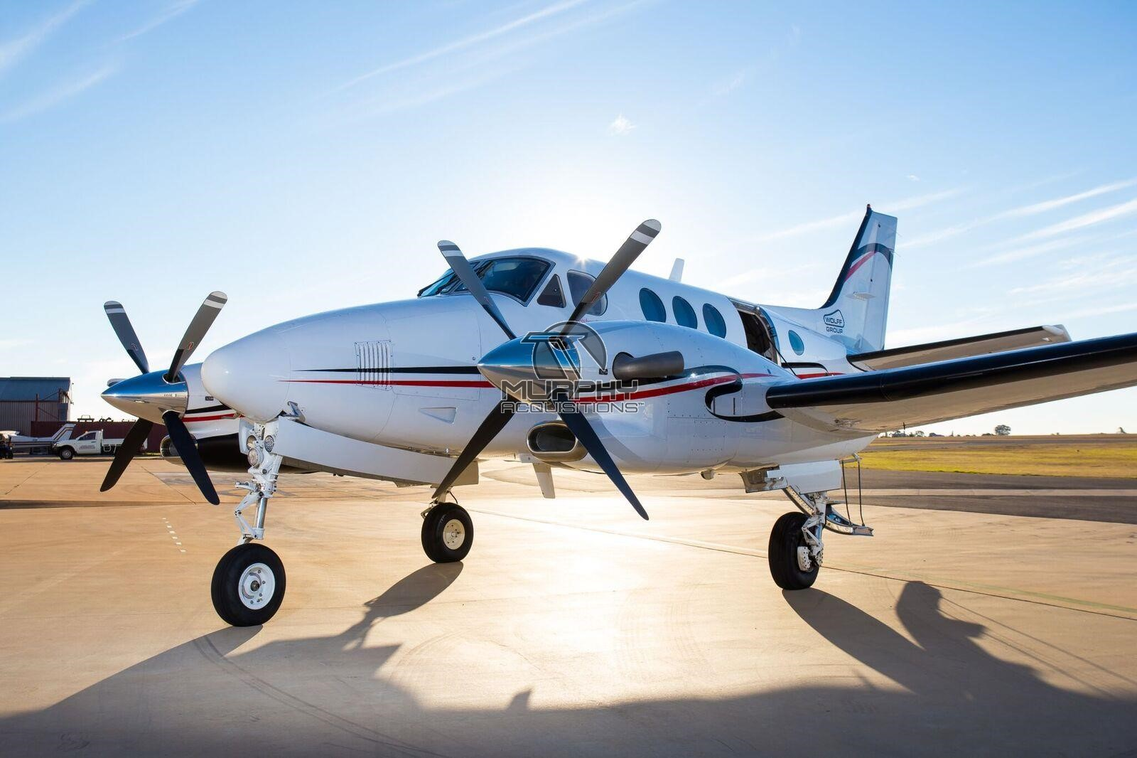 2008 BEECHCRAFT KING AIR C90GTi at Controller.com