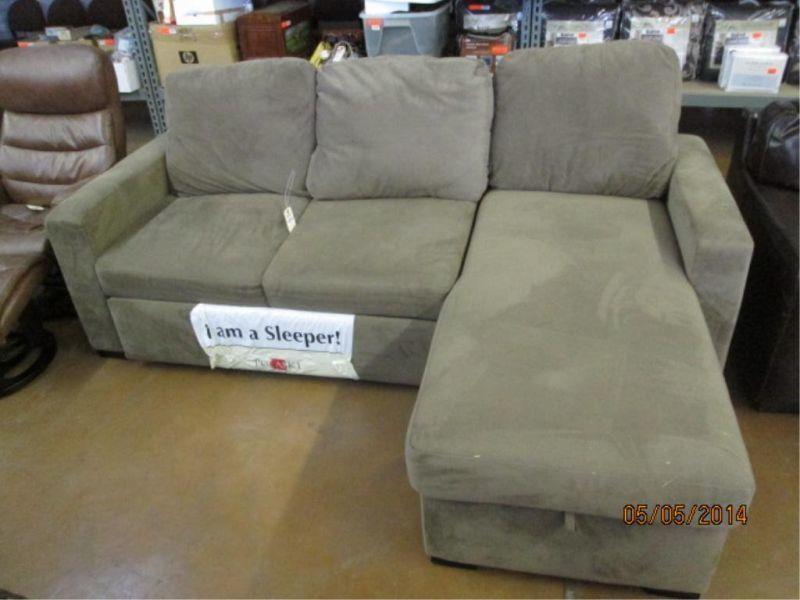Awe Inspiring Pulaski Newton Chaise Sofa Sierra Auctions Machost Co Dining Chair Design Ideas Machostcouk