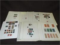 Stamps, Coins, Postcards, Ephemera, Etc.