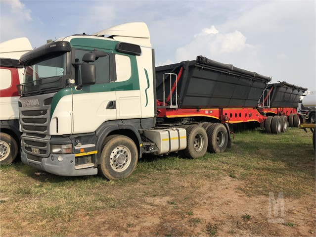 2012 SCANIA R500 For Sale In Boksburg, Gauteng South Africa