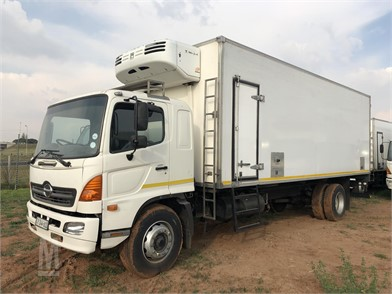 Refrigerated Trucks For Sale - 1078 Listings | MarketBook co za